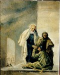 Petrus und Johannes