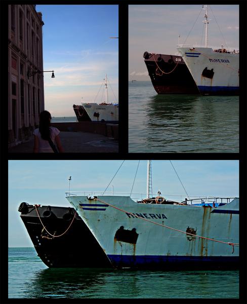 i was a ship - SERIES DESTINATION  N 6