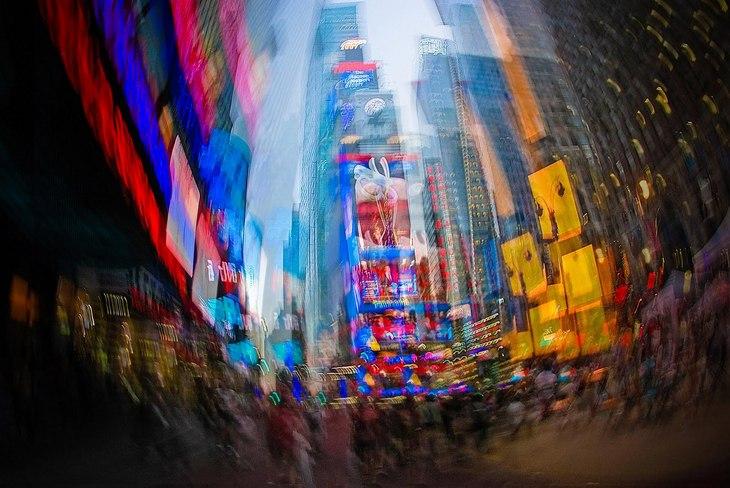 New York par Jean-François Dupuis