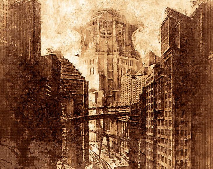 Metropolis tribute