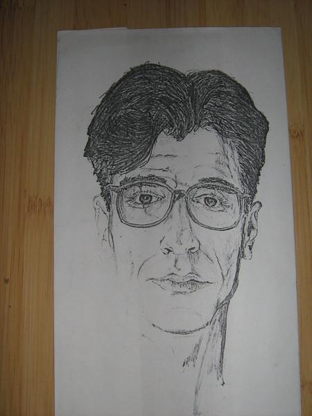 copy of autoportrait