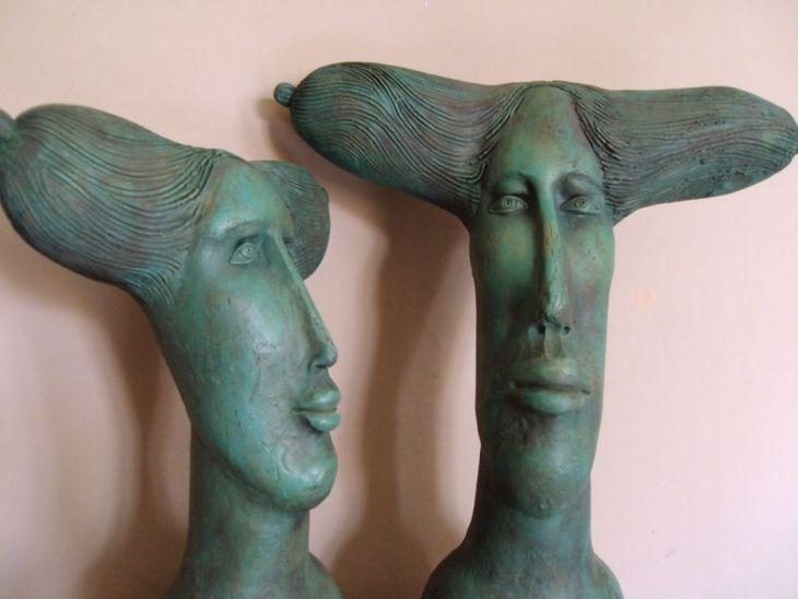dialog with Modigliani