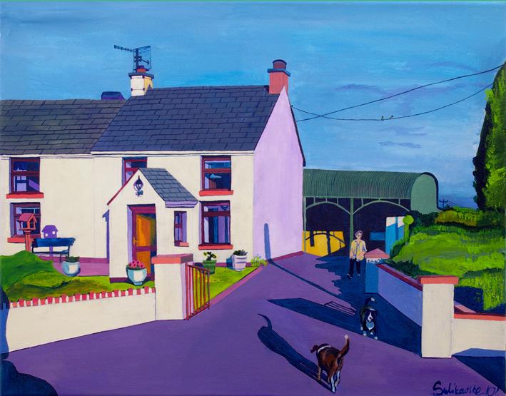 Thomas's House - Ireland