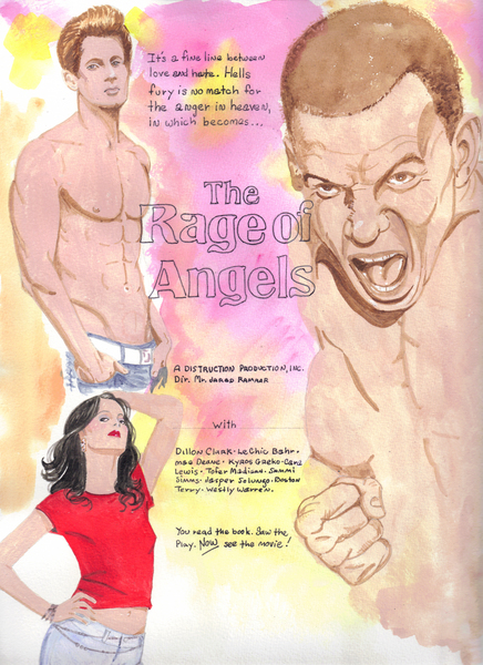 A Rage of Angels