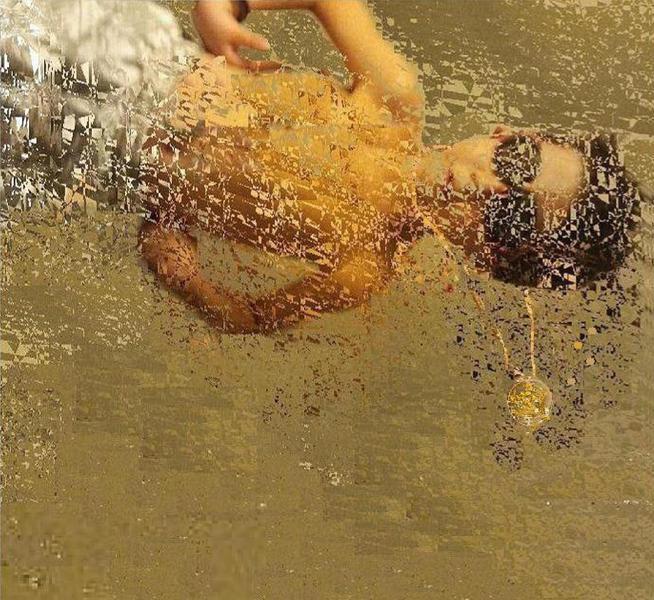 Ilan fait du sous-l'eau