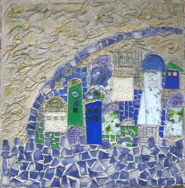 Jerusalen in Blue2