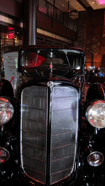 1937 Front end