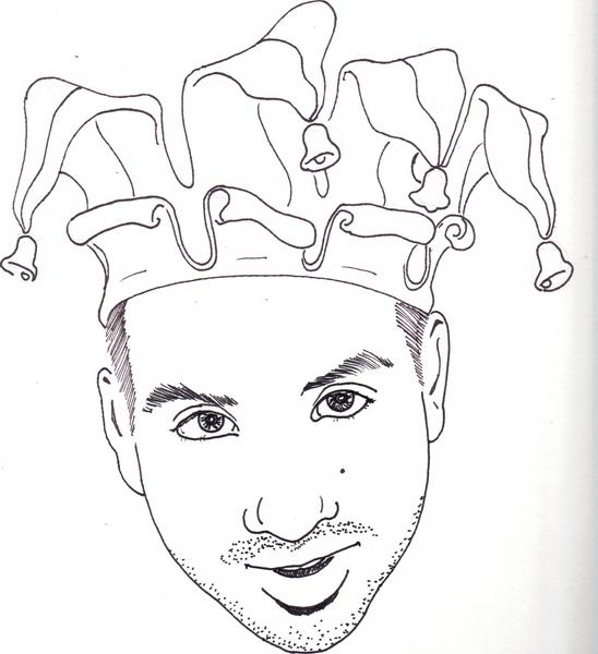 Prince of clowns aka Johnny the Jester