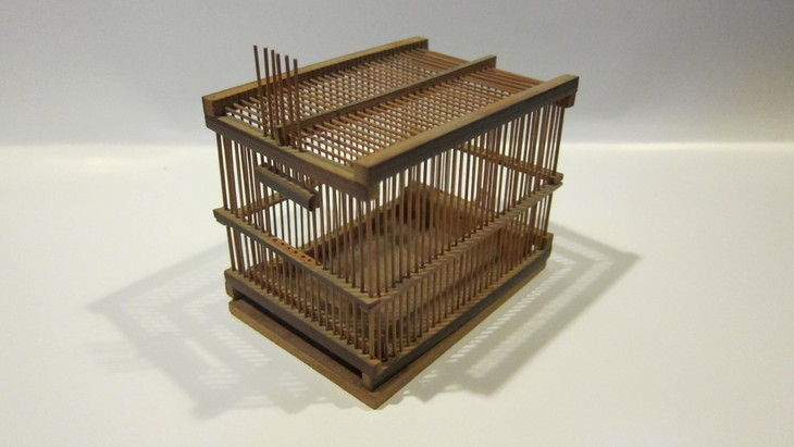 Japenese Cricket cage