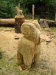 Ram...son, sculpture