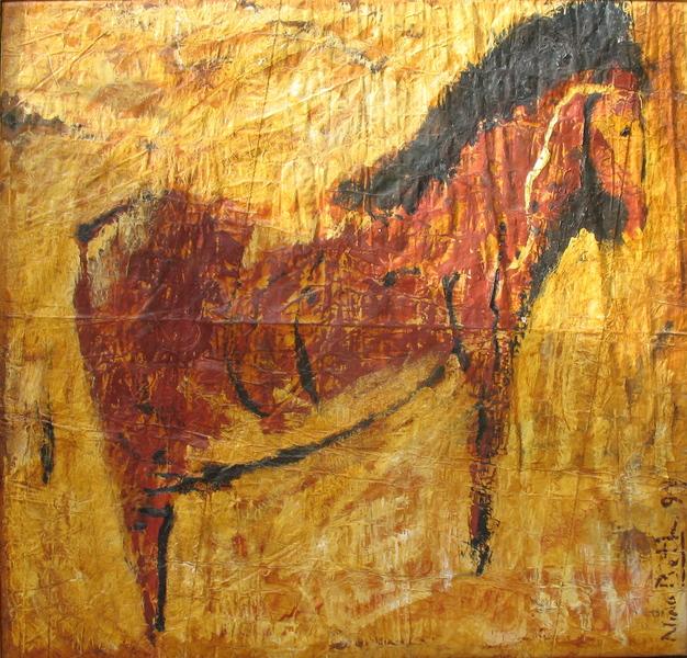 horse Zubialde
