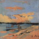 Blankenberge, Strandabschnitt
