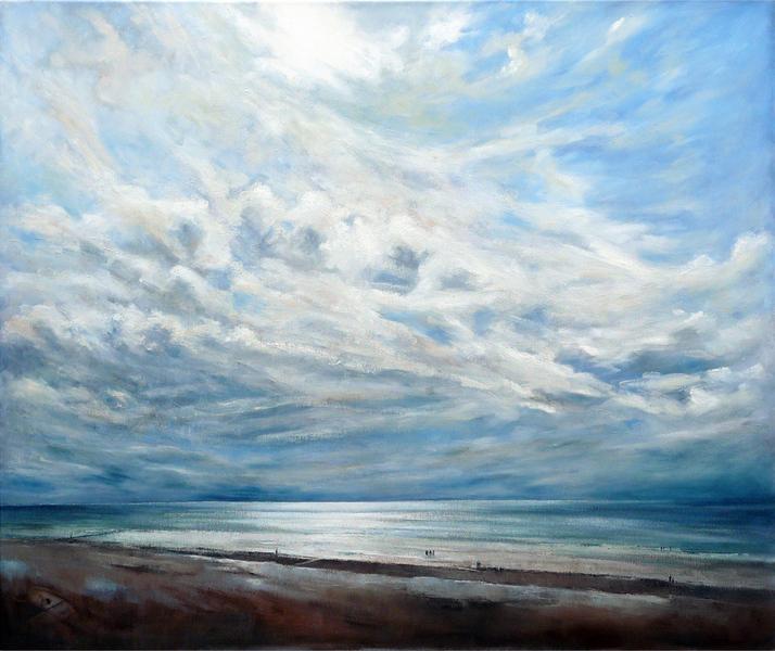 Evening Beach 2