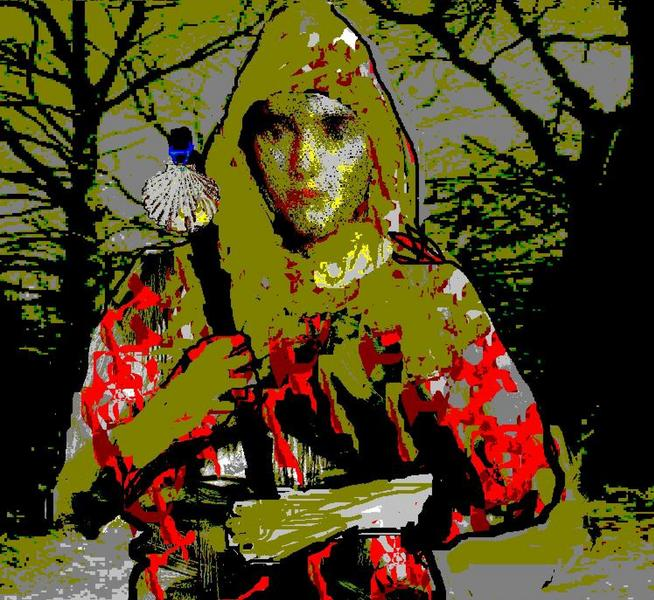 Le pèlerin / The pilgrim