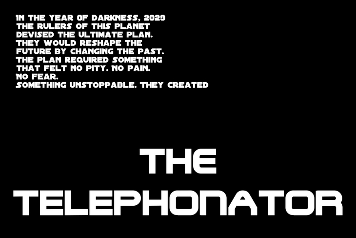 THE TELEPHONATOR