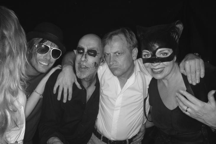 Sylvester-Maskerade