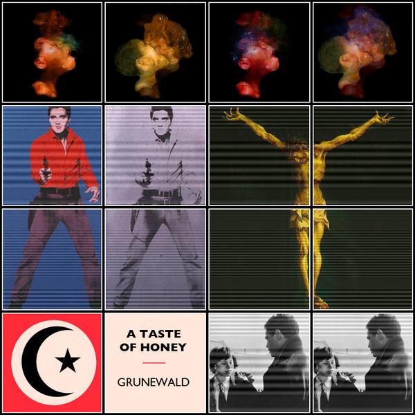 ANDREW CAMPBELL: BRITISH ARTIST : ART/ARTIST: VISUAL BITES: 41