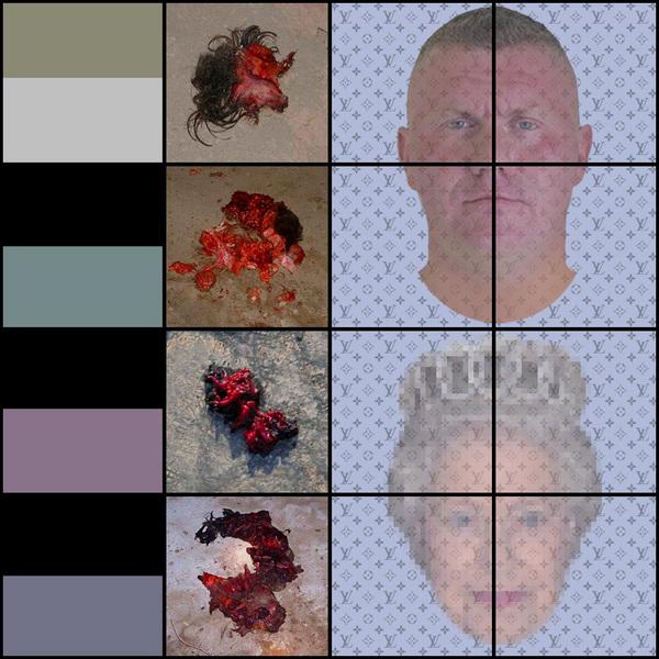 ANDREW CAMPBELL: BRITISH ARTIST : ART/ARTIST: VISUAL BITES: 08
