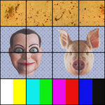 ANDREW CAMPBELL: BRITISH ARTIST : ART/ARTIST: VISUAL BITES: 05