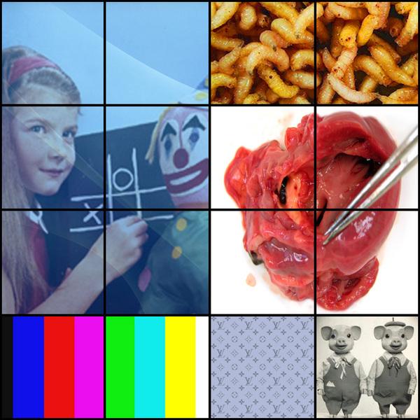 ANDREW CAMPBELL: BRITISH ARTIST : ART/ARTIST: VISUAL BITES: 01