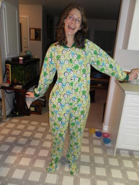 Onsie Pjamas