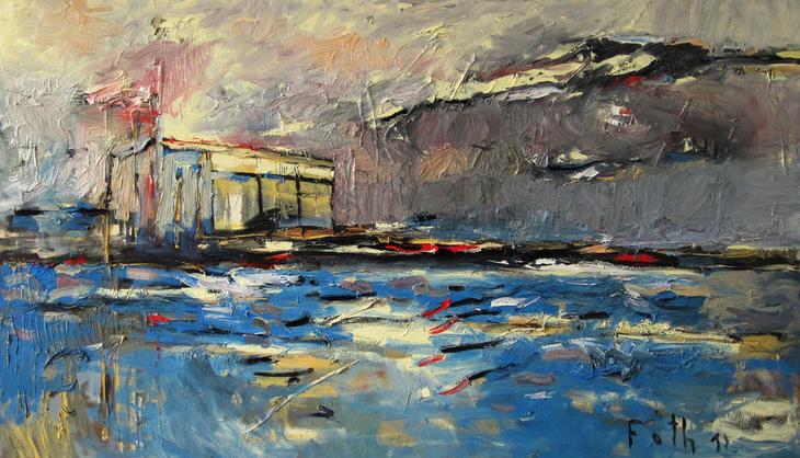 Atelier am Fluss