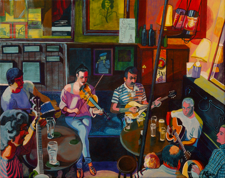 Seans Bar, Athlone, Ireland