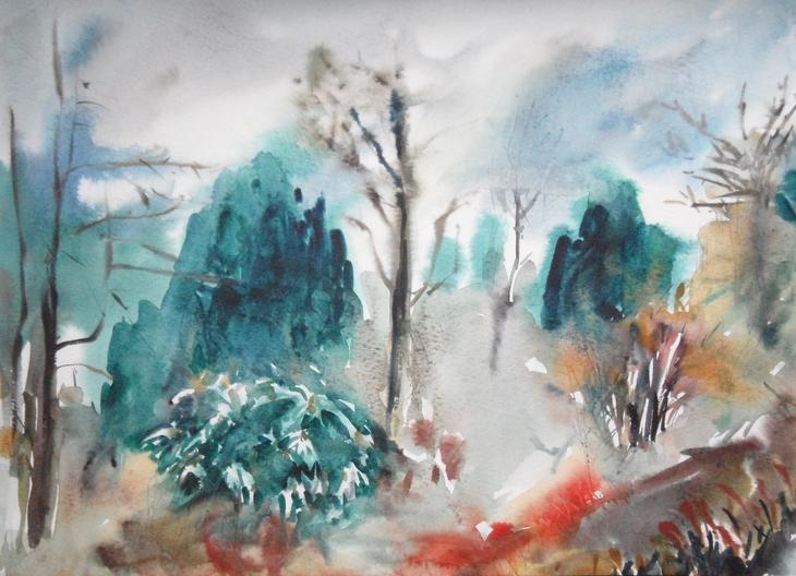 Jenischpark 1.1.2012