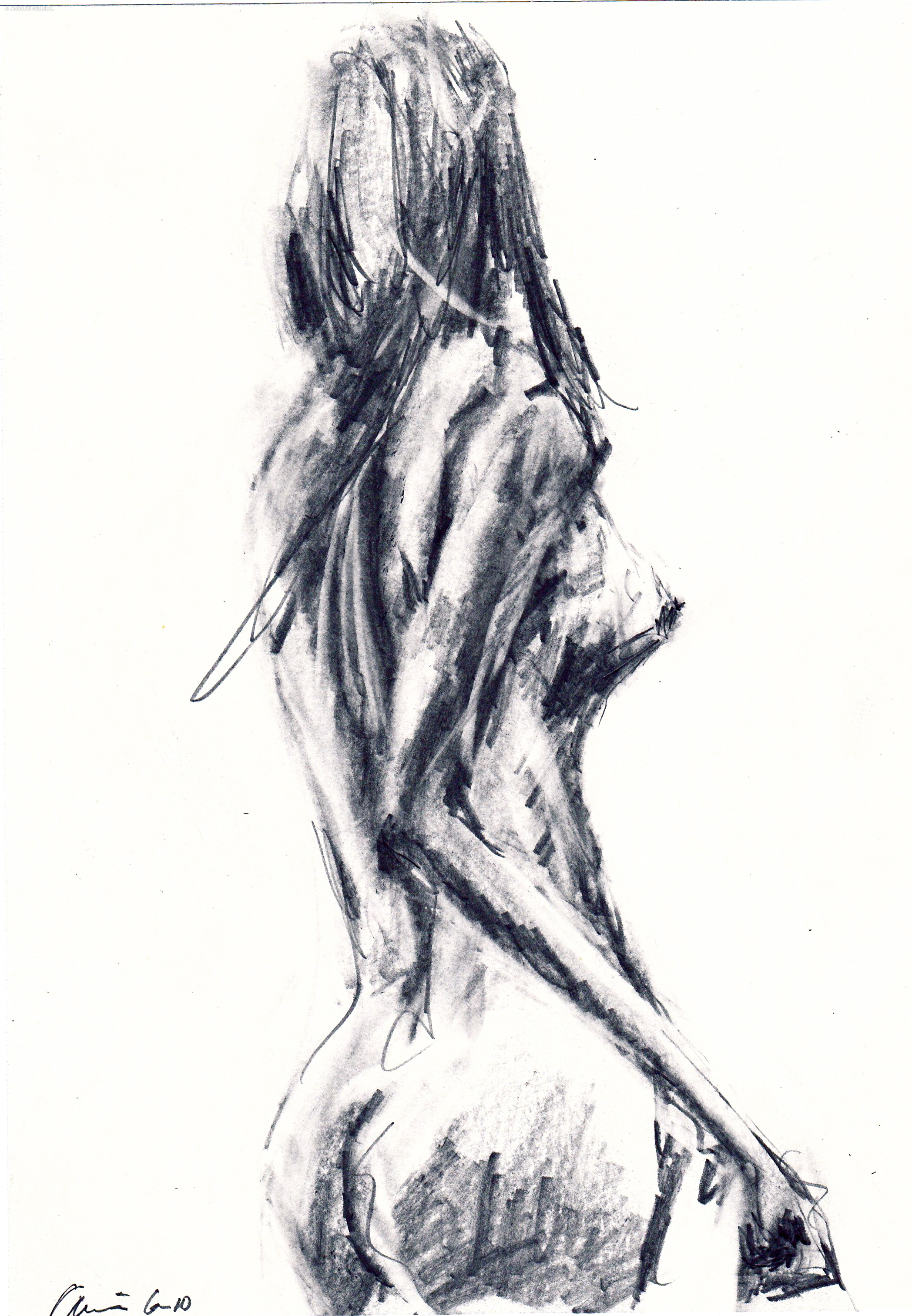Nude Sketch Images