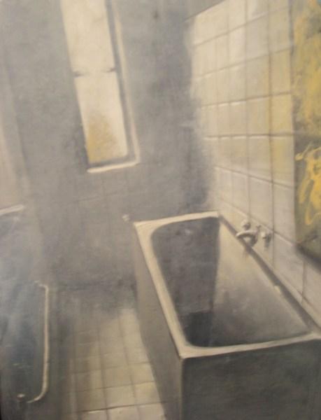 Il bagno di Testori