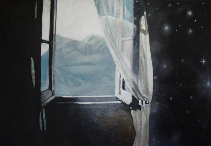 Dentro la finestra