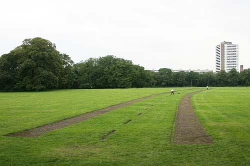 StreckenabschnittVorgebirgspark Vorgebirgsparkskulptur 2006