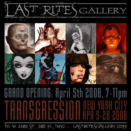 transgression Invite