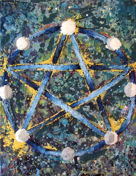 Pentacle - SOLD
