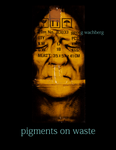 pigments on waste