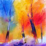 Sinfonia di colori nel bosco