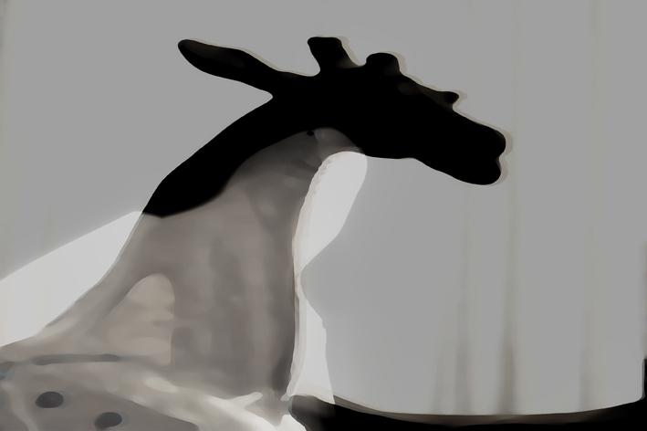 masked giraff