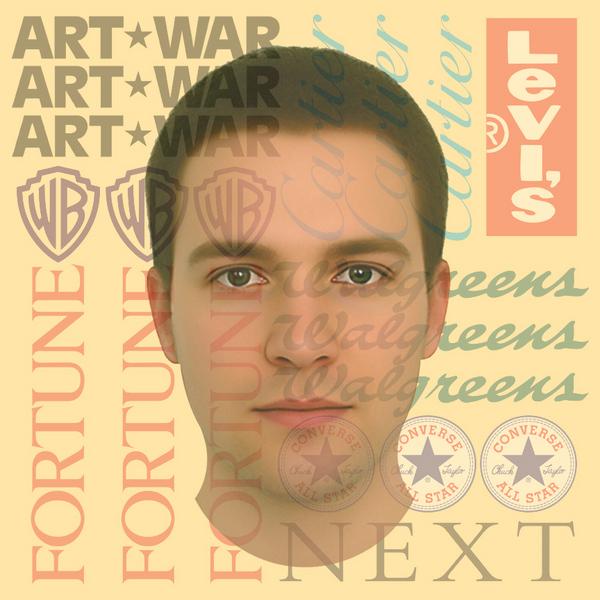 ANDREW CAMPBELL: BRITISH ARTIST : ART/ARTIST: INSTALLATION.X: 15