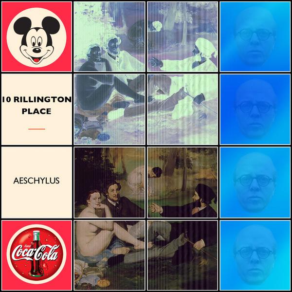 ANDREW CAMPBELL: BRITISH ARTIST : ART/ARTIST: VISUAL BITES: 21
