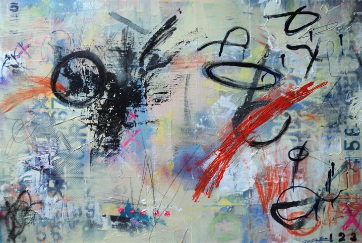planetary chaos by Lorette C