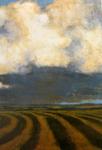 Cumulus, 35 x 24
