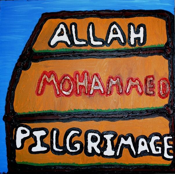 Title Three pillars of belief