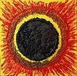 Title Black sun rising