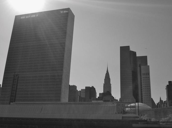 UN meet Chrysler