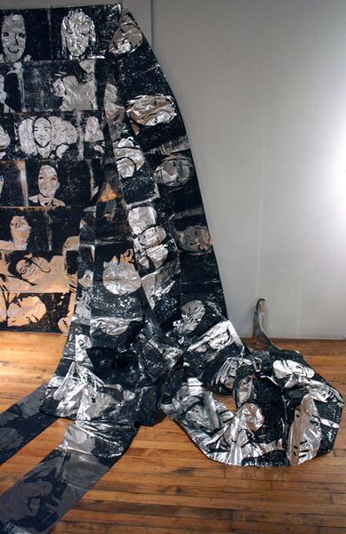 Aluminum Foil (detail)