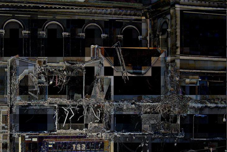 Abriß Kunsthalle