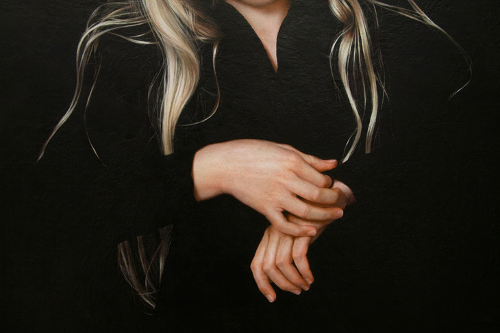 Jessine (detail II)