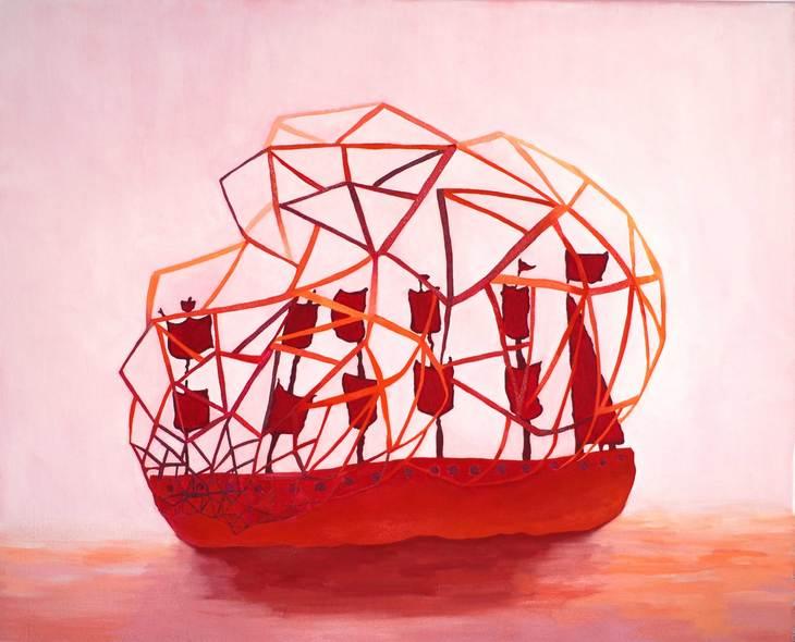 Dana Kane  Red Boat 2011