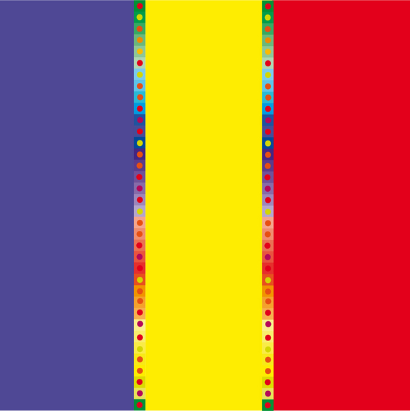 blue-yellow-red