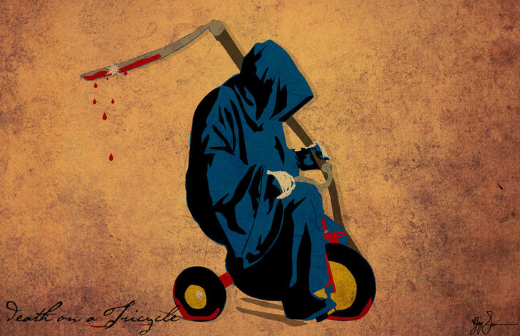 Death on a Tricycle